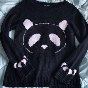 Hot Topic Panda Sweater